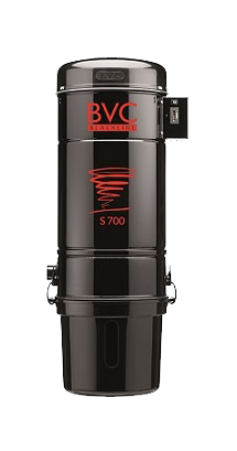 BVC Ducted Vacuum Systems. German made quality